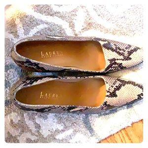 Snake skin heels - Ralph Lauren